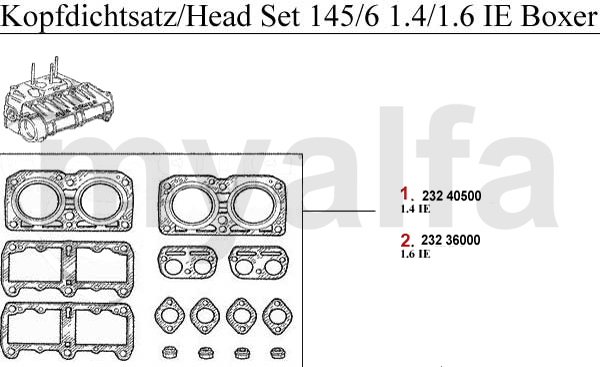 HEAD SET1.4/1.6