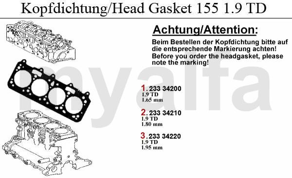 HEAD GASKET