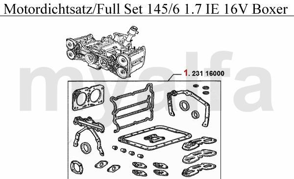 alfa romeo 145  6 engine  engine parts  u0026 alfa romeo piston