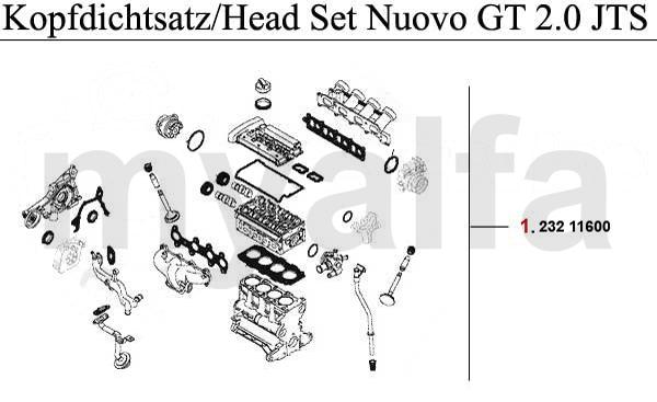 alfa romeo nuovo gt engine  engine parts  u0026 alfa romeo