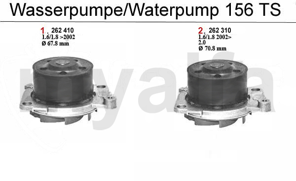 WATERPUMP
