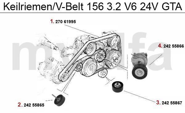 156: Alfa Romeo 156 Engine Diagram At Aslink.org