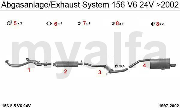 2.5 V6 24V Bj. >02