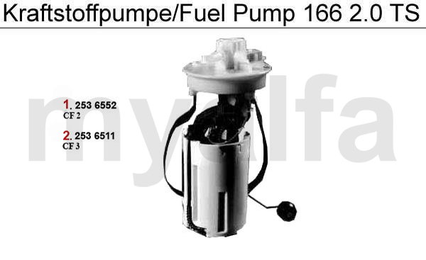 Kraftstoffumpe