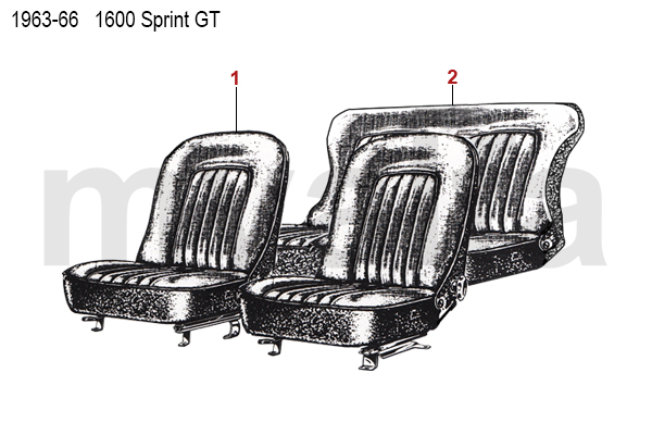 1963-66 Sprint GT