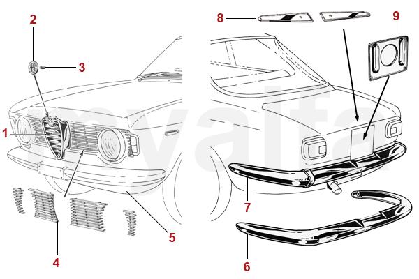 1964-66 Sprint GTC
