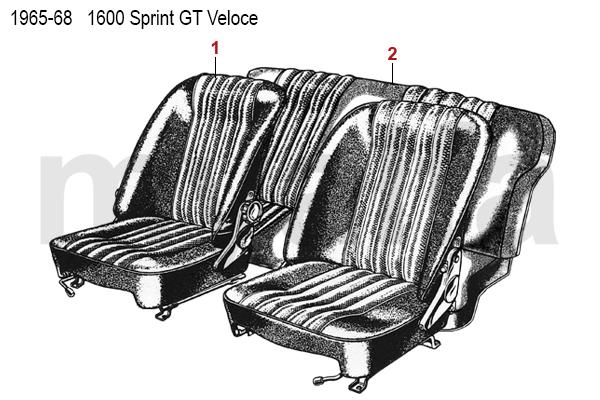 1965-68 SPRINT GTV