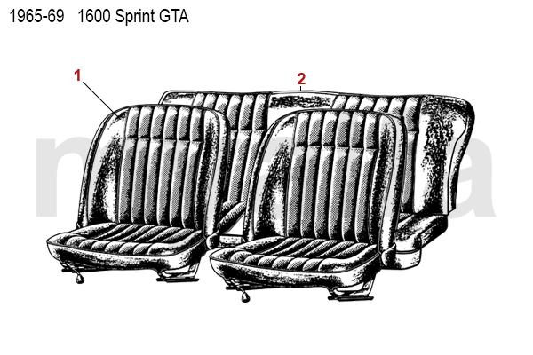 1965-69 Sprint GTA