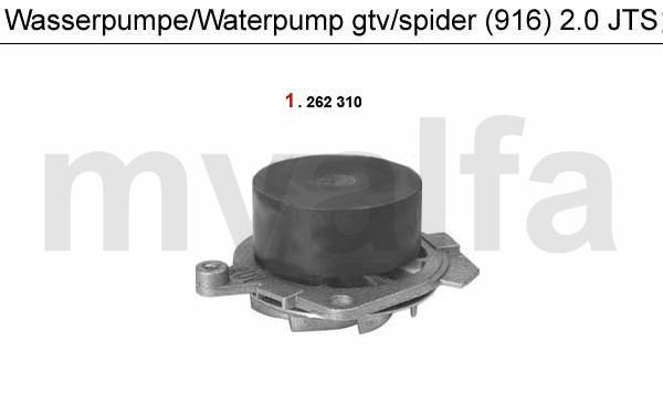 Wasserpumpe