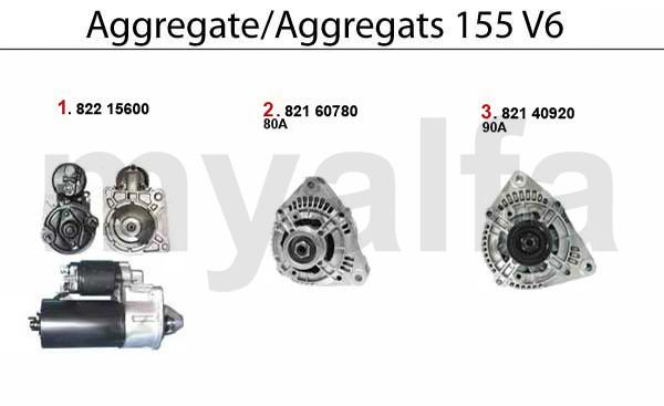 Aggregate 2.5 V6