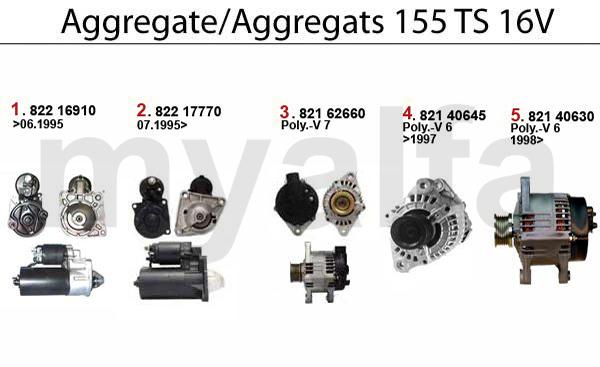 Aggregate TS 16V
