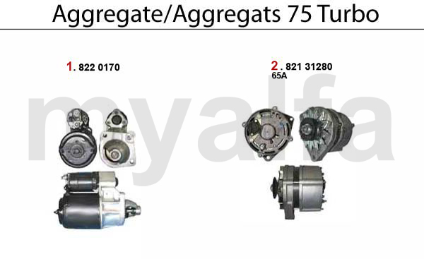 Aggregate 75 Turbo