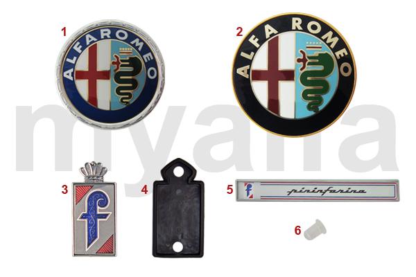 Embleme 1972-1993