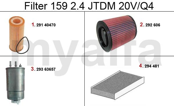 2.4 JTD 20V