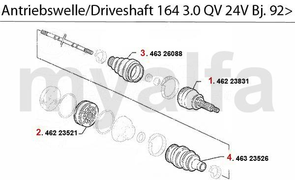 3.0 V6 QV 24V