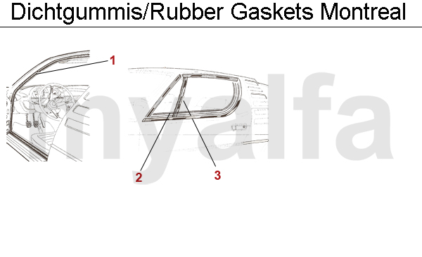 RUBBER GASKETS