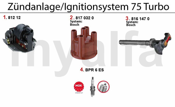 IGNITION SYSTEM TURBO
