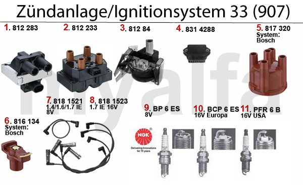 IGNITION SYSTEM (907)