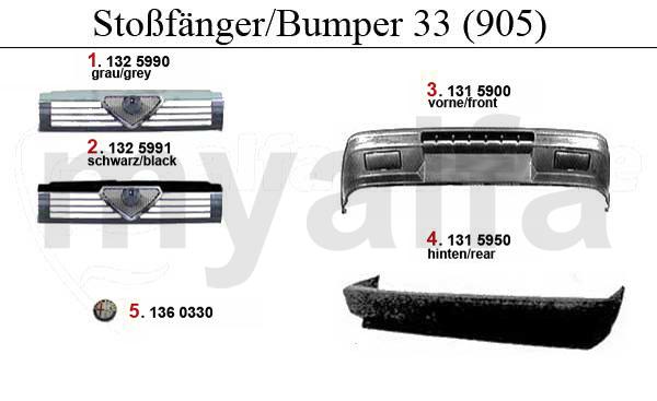 BUMPER (905)