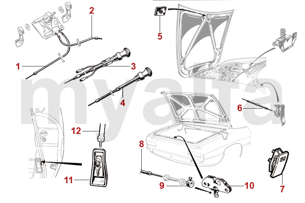 Alfa Romeo Sdometer Wiring Diagram Diagrams One: Alfa Romeo 146 Wiring Diagram At Hrqsolutions.co