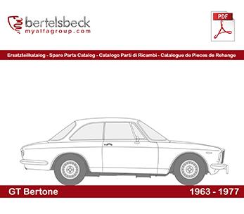 Alfa Giulia GT Bertone