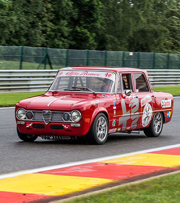 Giulia/Bertone/Spider Typ 105/115