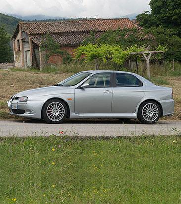 Alfa 156 Ersatzteile