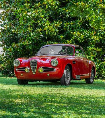 Alfa 1900 Ersatzteile
