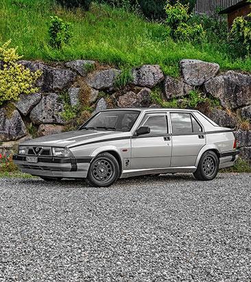 Alfa 75 Ersatzteile