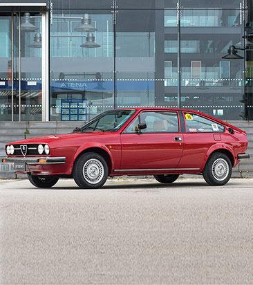 Alfa Alfasud/Alfasud Sprint