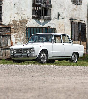Alfa Giulia Berlina Ersatzteile