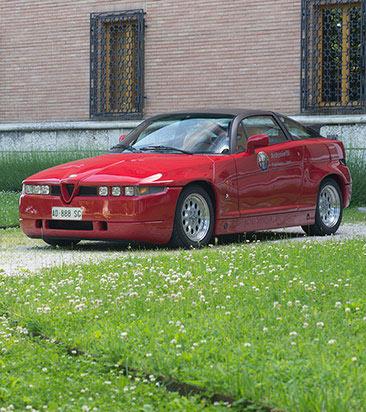 Alfa Zagato ES 30 RZ/SZ Ersatzteile